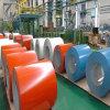 La couleur a enduit la bobine en acier de l'usine de la Chine