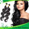 7A Grade UnprocessedブラジルのRemy Hair Virgin Human Hair Weft
