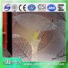 vidrio decorativo de 3mm-6m m con el CE y ISO9001 LFGB