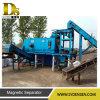Reciclagem de sucata de aço, equipamento de separação de resíduos sólidos municipais