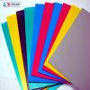 tarjeta de la espuma del PVC del color de 5m m 6m m para hacer publicidad
