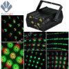Double lumière laser principale verte rouge d'étape (PL-PK003)