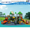 Equipamento plástico ao ar livre Hc-Tsg007 do jogo da corrediça das crianças do campo de jogos