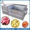 ブラシのタイプルート野菜の洗浄の皮機械