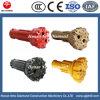 1  - 12  explotaciones mineras/rock duros de la pulgada que perforan el alto dígito binario de botón del carburo de tungsteno de la presión de aire DTH