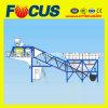 25m3/H - 75m3/H Towable Concrete Mixing Plant para Sale