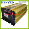 3000W DC/AC Pure Sine Wave Solar Power Inverter com diodo emissor de luz Display
