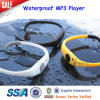 MP3 impermeabile Player per Swimming con FM Radio e 8GB Memory