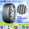 Special sin tubo famoso del neumático del vehículo de pasajeros de la polimerización en cadena para el coche de gama alta (195/55r15)