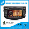 Sistema Android Car Audio 2 DIN para a Toyota RAV4 2009-2012 com GPS iPod rádio BT TV digital DVR 3G/WiFi (TID-I018)