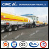 Cimc Huajun High Standard Aluminium Alloy Tanker Exported in Large Scale