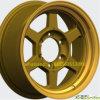 borda de alumínio 6*139.7 da roda do carro da borda da liga da borda 16*8.5j auto