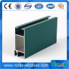 Aluminum/Aluminium professionali Extrusion Profiles per Window e Door Frame