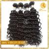 Prezzo all'ingrosso dell'onda profonda dei capelli umani del Virgin del brasiliano di 100%
