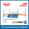 Máquina de bisbilhar de vidro de 9 motores para polir espelho (BXM261B)