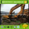 China movimiento de tierras excavadora sobre orugas frontal maquinaria Sy240c precio
