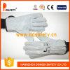 Ddsafety 2017 gants de sûreté de gant de l'hiver de gestionnaire de cuir fendu de vache