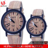Yxl-722 het Houten Horloge van het Bamboe van de Mensen van de Polshorloges van de Dames van de mode