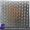 201 304 Acero Inoxidable 316L de la placa de patrón de precios de placas corrugadas