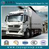 Camion frigorifié par 8*4 de HOWO/camion de refroidissement de cadre/camion de refroidissement à vendre