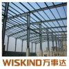 Disegno chiaro prefabbricato tettoia industriale di progetti della costruzione di edifici del metallo