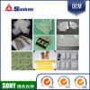 Kundenspezifische EPDM Schaumgummi-Band-stempelschneidene Dichtung
