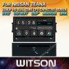 De Auto DVD van het Scherm van de Aanraking van de Vensters van Witson voor Nissan Teana 2011