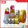 Geelachtige Duidelijke Acryl Zelfklevende Verpakkende Band BOPP voor de Band van het Product