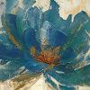 Impression faite sur commande de toile de peintures à l'huile de Digitals de qualité