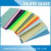 De kleur schilderde Decoratief Glas voor Meubilair