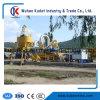 80 Унг Mobile асфальт завод с системой управление с помощью ПЛК заслонки смешения воздушных потоков