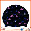Крышка заплывания силикона шлема черного цветка дешевая