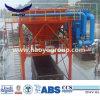 Staub-Blockierreifen-Mobile-Zufuhrbehälter