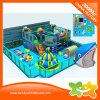 El mini tema del océano embroma el equipo de interior suave del centro del juego para la venta