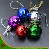高品質のクリスマスによって分類されるプラスチックハングの球(HANS-86#-67)