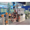 Halogen-freie Telekommunikations-Kabel-Strangpresßling-Maschine