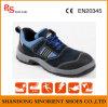 Preço de aço preto RS518 das sapatas de segurança