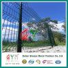 Frontière de sécurité portative de maillage de soudure en métal/frontière de sécurité Canada de Temporay