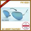 Châssis métallique de lunettes de soleil pour les enfants (FK15001)