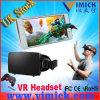 Plástico 3D Helmet Glasses Vrtual Reality