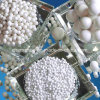 触媒のベッドサポート(Al2O3として不活性のアルミナの陶磁器の球: 99%)