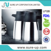 Brocca di acqua di campeggio ecologica del POT del caffè dell'acciaio inossidabile (JSBM)