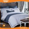 Jogo branco da tampa do Duvet do hotel do algodão de Comforterset da qualidade do fornecedor de China