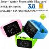 Téléphone intelligent de vente chaud de la montre 2017 avec Bluetooth G11