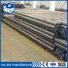 Tubo de acero negro para la barrera de bloqueo con la norma ISO CE SGS