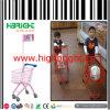 Mini carrello di acquisto del metallo di formato per il bambino ed i capretti