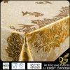 Золотистая ткань таблицы Serise перехода