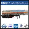 Best Selling 3 Eixos 40cbm óleo combustível de aço carbono Semi Traile do depósito de líquido