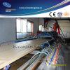 Trappe de la ligne d'extrusion de trappe de PVC/WPC effectuant la chaîne de production de trappe de la machine/PVC