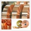 Tira 6J13 de la resistencia del cobre del manganeso de la cinta de la manganina para el amperímetro